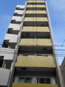 スカイコート武蔵小杉壱番館の外観画像
