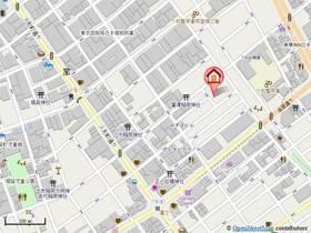 イーグランド日本橋案内図