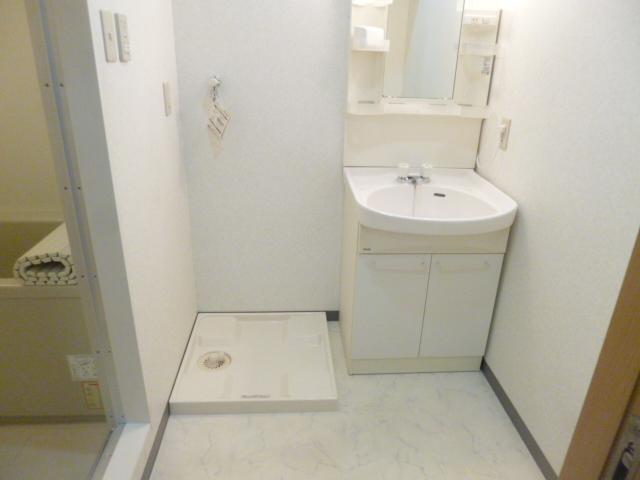 ミナミマンション2洗面所