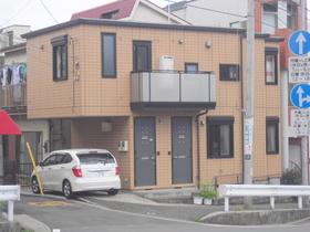 石川町・1DKの外観画像