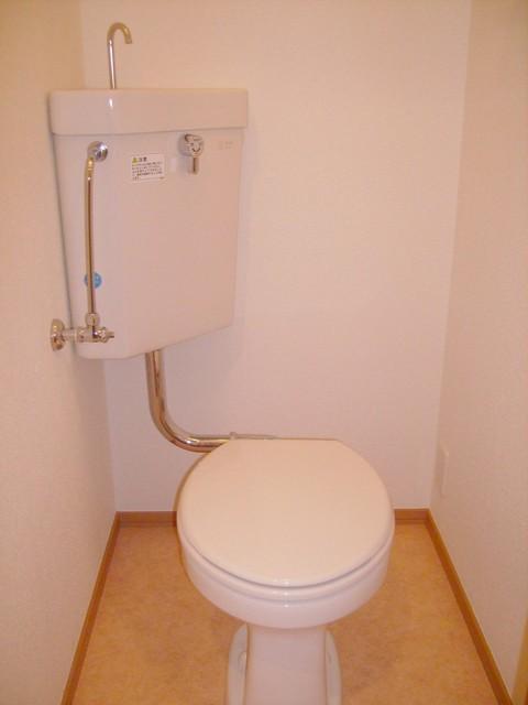 エルカーサ経堂トイレ