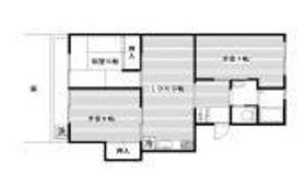 メナー洋光台1階Fの間取り画像