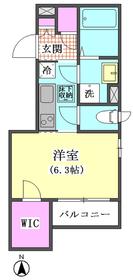 サンライズ蒲田�T 302号室