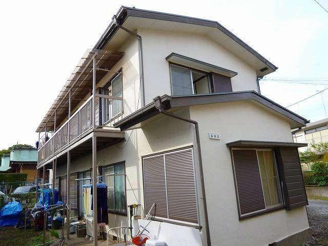 鈴木荘の外観外観