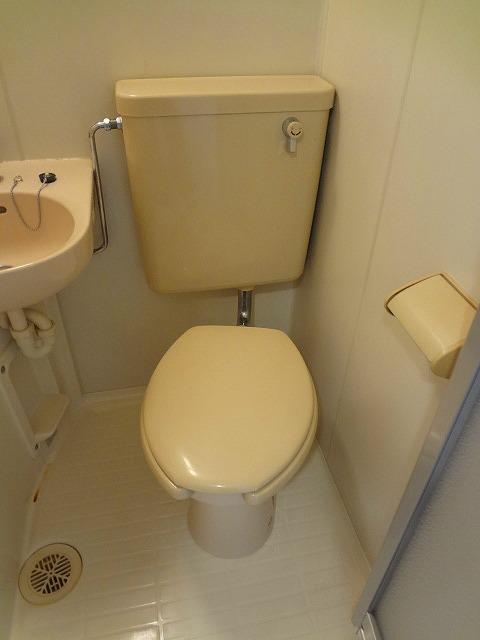 ヴィラ山崎トイレ