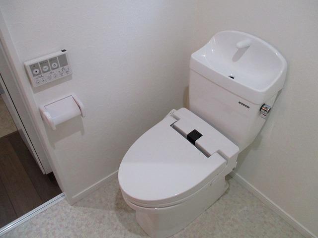 ラルーチェトイレ