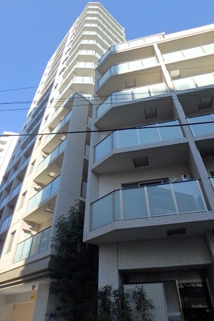 パークリュクス渋谷北参道mono 1104号室の外観画像