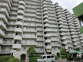 新多摩川ハイム5号棟の外観画像
