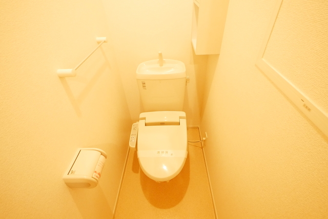 レオビーナトイレ