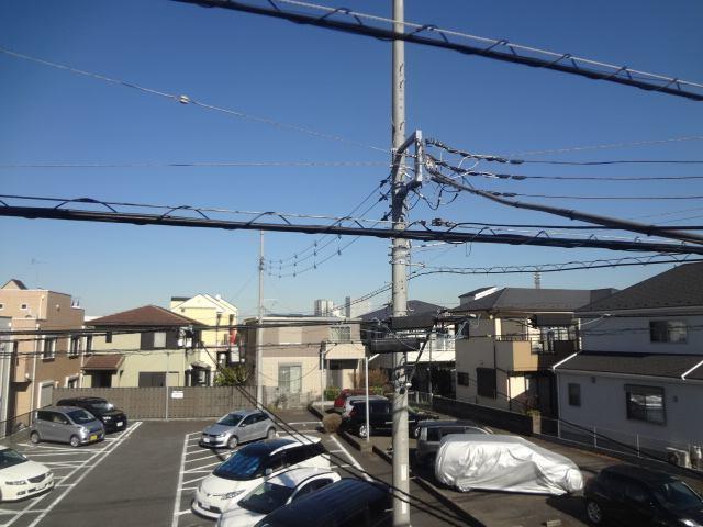 エステート西横浜景色