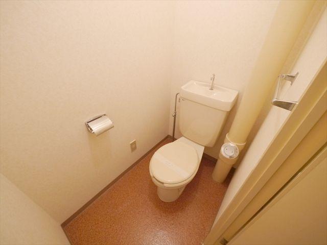 カーメルⅠトイレ