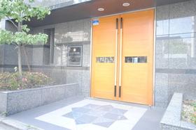 学芸大学駅 徒歩11分エントランス
