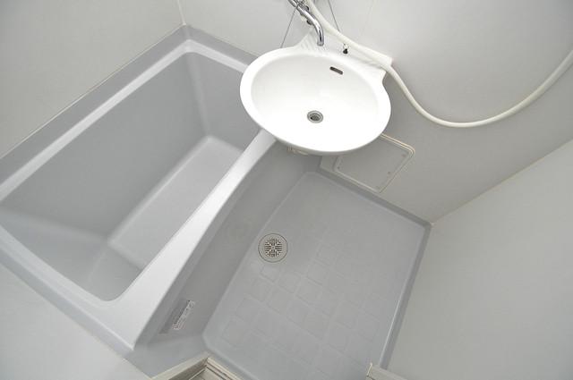 レオパレススズラン 給湯器付いてます。お風呂沸かすのもラクラクです