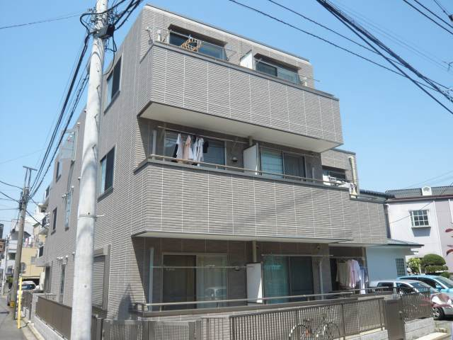 BAYSIDECITY 横浜白楽の外観画像