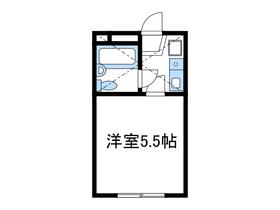 ララさがみ野NO.21階Fの間取り画像