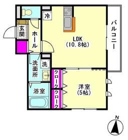メゾンSHU 203号室