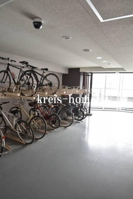 BELISTA神楽坂駐車場
