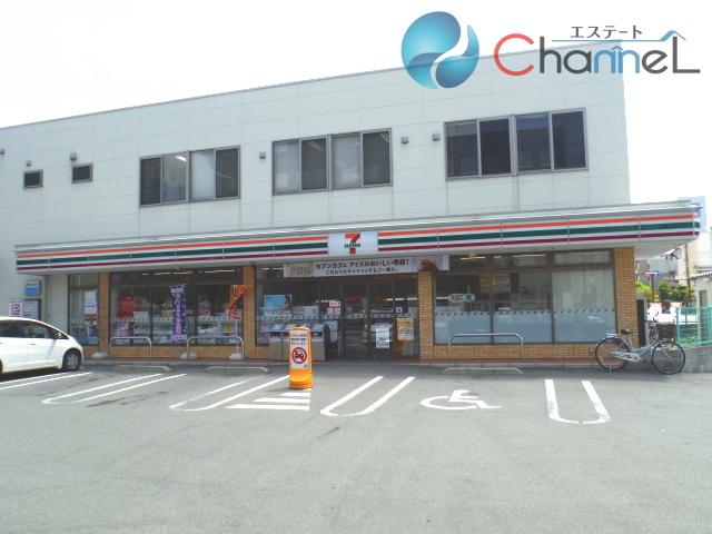 セブンイレブン久留米通町店