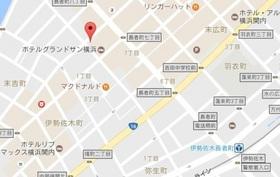 フェニックス伊勢佐木町弐番館案内図