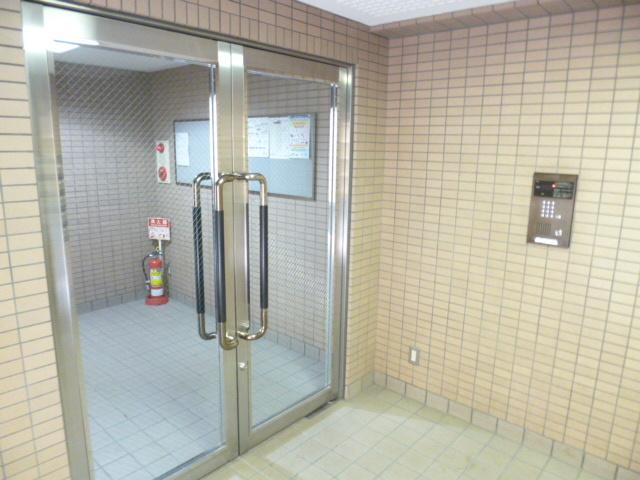 地下鉄成増駅 徒歩3分エントランス