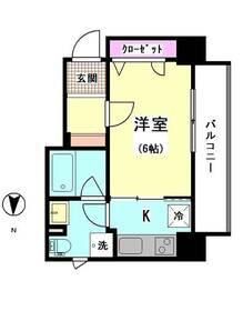 IZM戸越 1201号室
