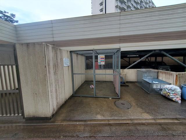 中野島多摩川住宅2号館 外観