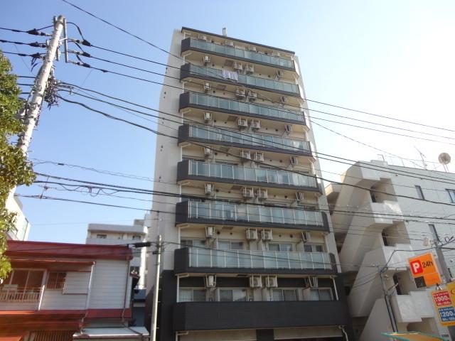 エルニシア横浜蒔田外観