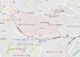 希望ヶ丘駅 徒歩12分案内図