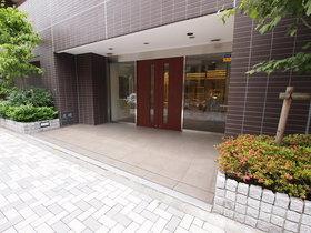 グレースレジデンス東京エントランス