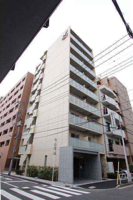 スカイコートパレス錦糸町Ⅱの外観画像