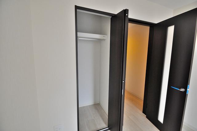 セントロイエルSeifu もちろん収納スペースも確保。おかげでお部屋の中がスッキリ。
