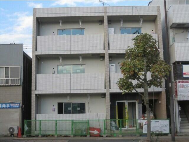 ビオーラ・ブローテ横浜の外観画像
