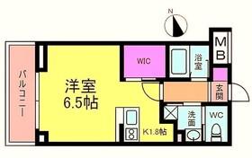 飛田給駅 徒歩14分3階Fの間取り画像