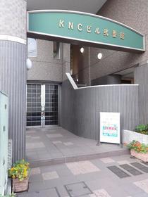 KNCビル弐番館エントランス