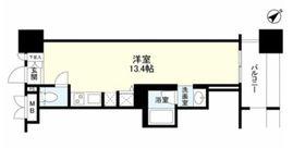 パークフラッツ横濱公園7階Fの間取り画像