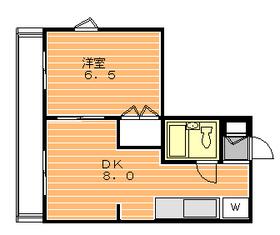シャンエトワール3階Fの間取り画像