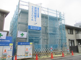 川崎市高津区久地新築計画の外観画像