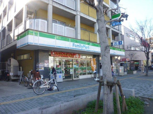 スタシオン俊徳道 ファミリーマート俊徳道駅西店