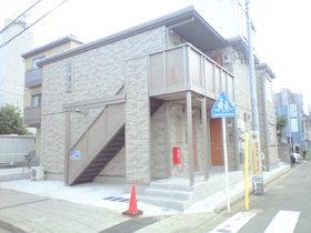 ガーディアン横濱 Aの外観画像