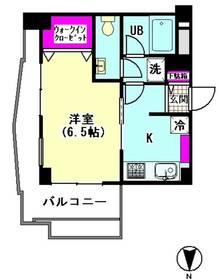 クリンライフハイツ 503号室