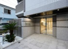 ラフィスタ西横浜エントランス