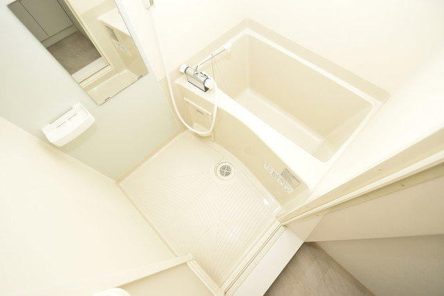 NEXT ONE ちょうどいいサイズのお風呂です。お掃除も楽にできますよ。