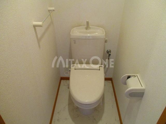ウイステェリアトイレ