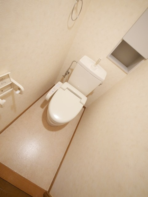 アビタシオン比留川トイレ