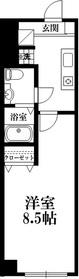 Park Bear立川錦町3階Fの間取り画像