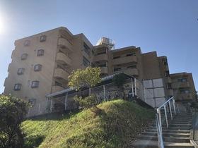 上大岡グリーンハイツB棟の外観画像