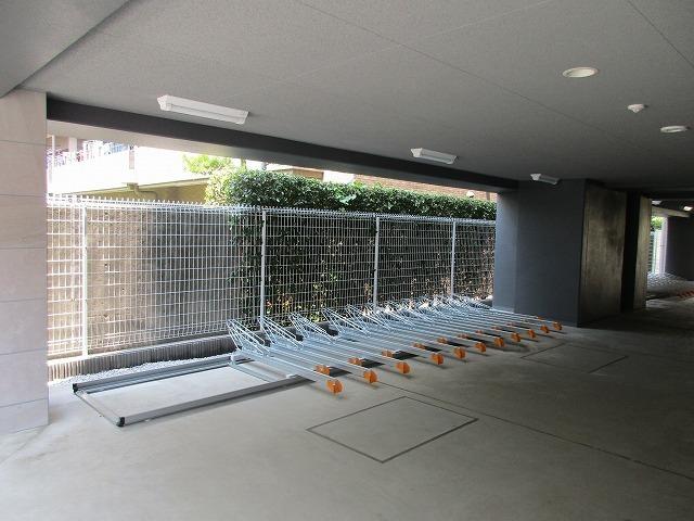 N-stage Kameido 2共用設備