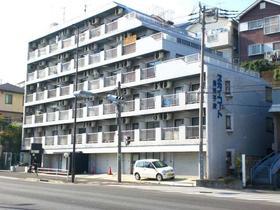 スカイコート横浜子安の外観画像