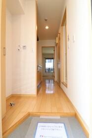 パピヨン南大井 215号室