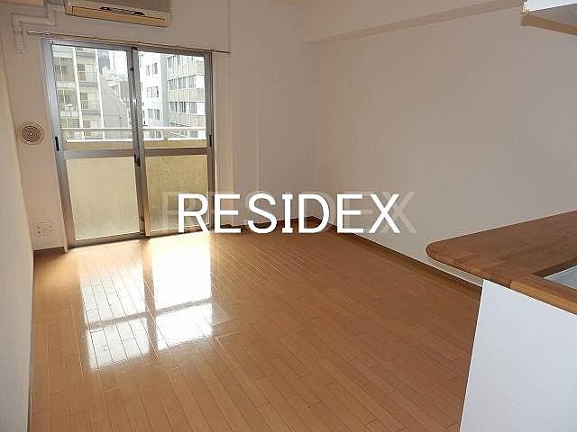 レジディア神田東居室